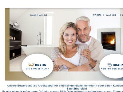 BRAUN Gas-Wasser-Wärme GmbH & Co. KG