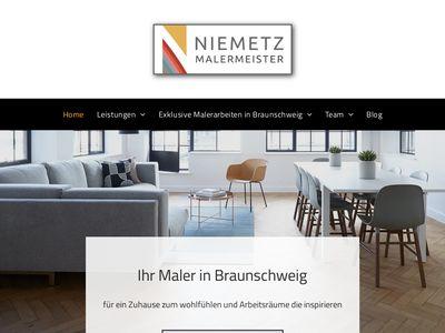 Niemetz Malermeister & Raumtraum