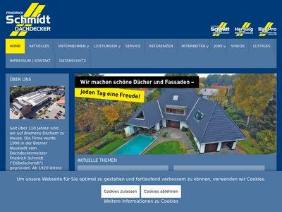 Bedachungs-GmbH Friedrich Schmidt