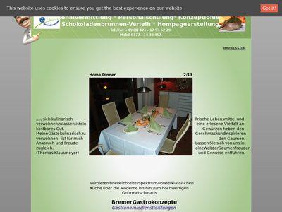 Bremer Gastrokonzepte