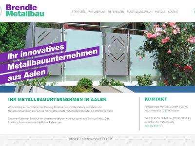 Brendle Metallbau GmbH & Co. KG