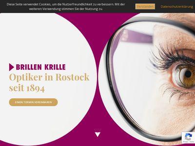 Brillen Krille