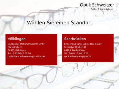 Brillenhaus Optik Schweitzer GmbH