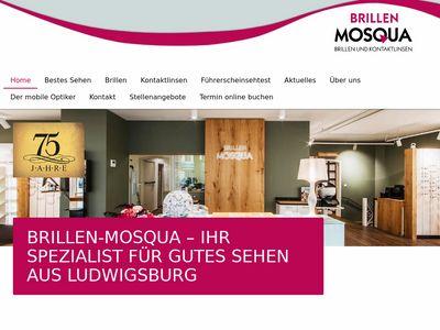 Brillen-Mosqua Ludwigsburg