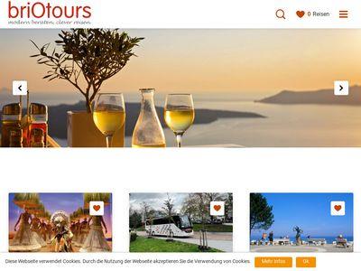 BriOselect Reisebüro