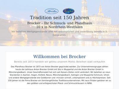 Brocker Uhren & Schmuck City-Arkaden