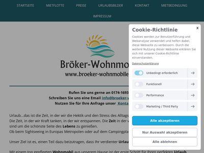 Bröker-Wohnmobile
