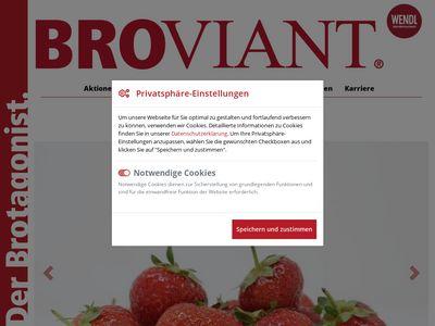 Wendl - Der Brotagonist.