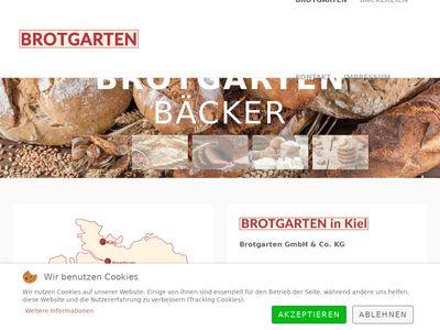 Brotgarten Vollkornbäckerei