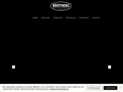 Bio-Vollkornbäckerei BROTINSEL GmbH