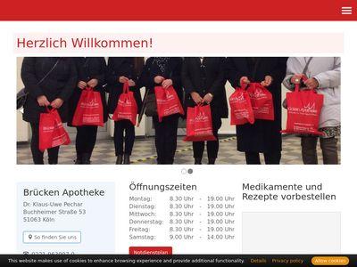 Brücken Apotheke, Inh. Dr. Klaus-Uwe Pechar