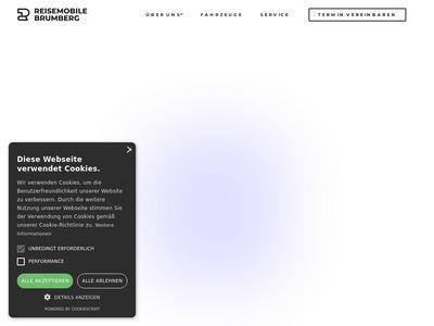 Reisemobile Brumberg