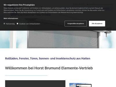 Brumund Horst Fenster und Türen