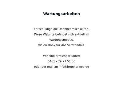 Brunner Webdesign