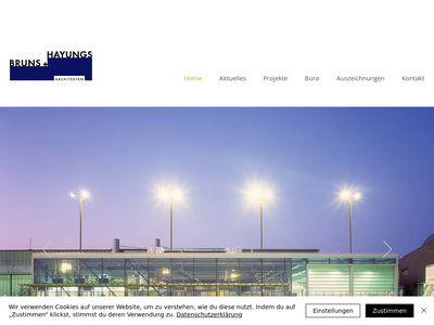 Bruns + Hayungs Architekten