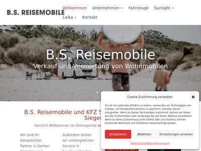 B.S.Reisemobile und KFZ-Service