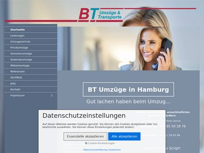 BT Umzüge & Transporte e.K.