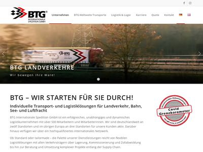 BTG Internationale Spedition GmbH