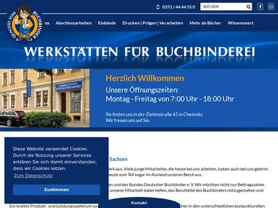 Werkstätten für Buchbinderei Donath KG