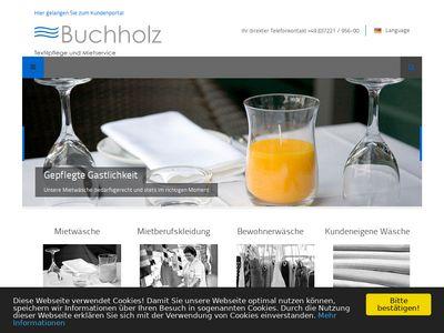Buchholz Textilpflege