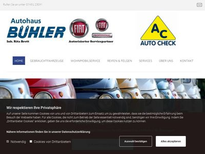 Autohaus Hermann Bühler Inh. R Brett