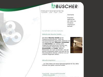 Peter Büscher GmbH