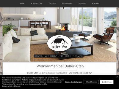 Buller-Ofen Ausstellung Hamburg Sachsenstr.6