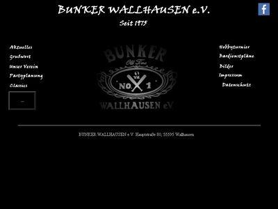 Bunker Wallhausen e.V.