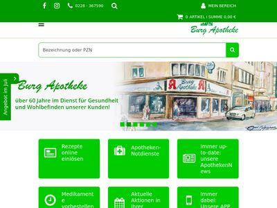 Burg Apotheke Ute Schneider-Jacobs e.K.