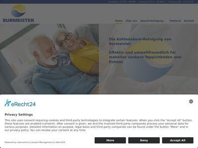 Burmeister Spezialreinigung GmbH