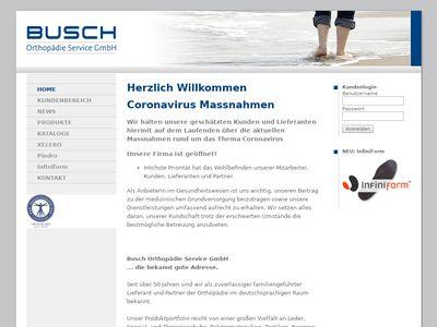 Busch Orthopädie Service GmbH