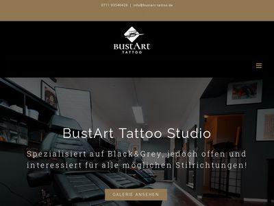 BustArt Tattoo
