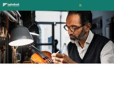 Cadenbach OPTIC