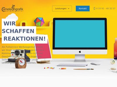 Cameleongrafik - Werbeagentur
