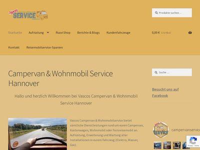 Campervan & Wohnmobil Service