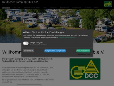 Deutscher Camping-Club Landesverband Saar e.V.