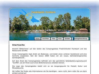 Campingplatz Fischbach
