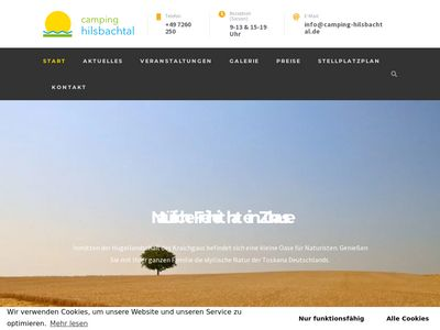 Camping Hilsbachtal GmbH