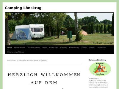Camping Lönskrug
