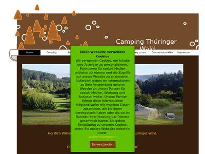 Camping Thüringer Wald