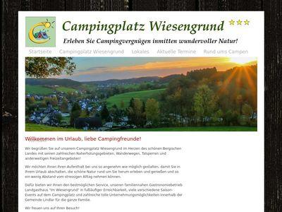 Campingplatz Wiesengrund