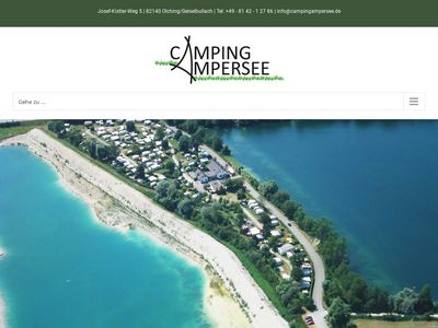 Camping Ampersee