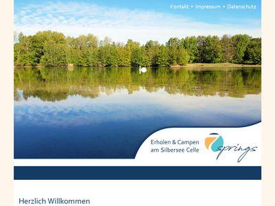 Campingpark Silbersee