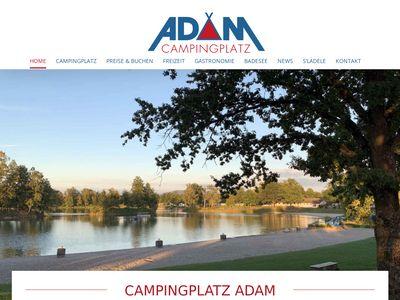 Campingplatz Adam