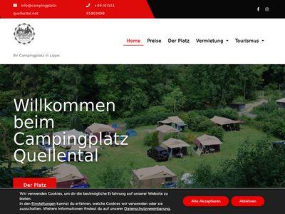Campingplatz Quellental