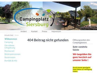 Camping Siersburg