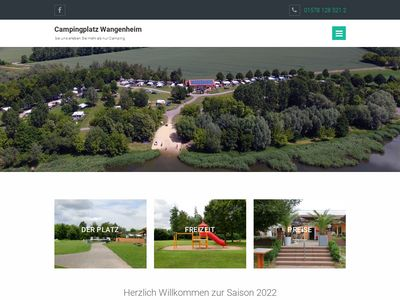 Campingplatz Wangenheim