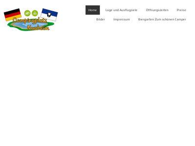 Campingplatz Nauheim