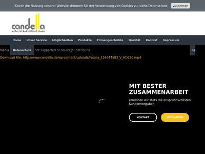 Candella Metallverarbeitung GmbH