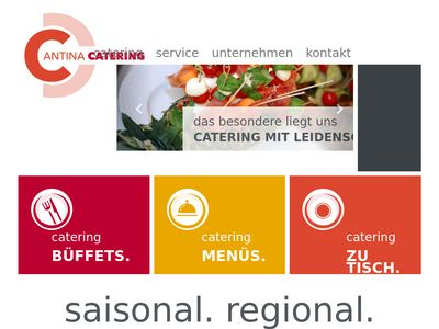 CANTINA CATERING